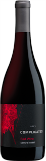 Complicated Red Wine 2012 750ml